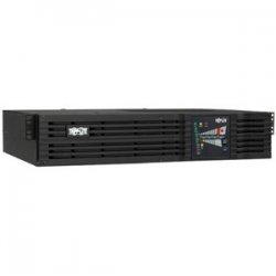 Tripp Lite - SUINT1000RTXL2UA - Tripp Lite UPS Smart Online 1000VA 800W International Rackmount 200V-240V 2URM - 1000VA/800W - 4 Minute Full Load - 6 x IEC 320-C13