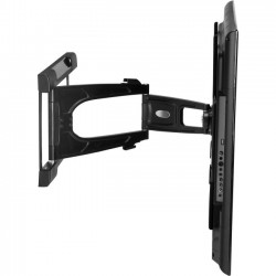 Atdec - TH-3060-UFL - Telehook TH-3060-UFL Mounting Arm for Flat Panel Display - 77 lb Load Capacity - Steel, Aluminum - Black