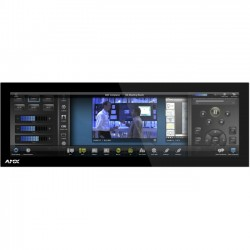 AMX - FG5968-06 - AMX 19.4 Modero X Series Panoramic Wall/Flush Mount Touch Panel