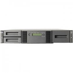 Hewlett Packard (HP) - AK379A - HP StorageWorks MSL2024 Tape Library - 0 x Drive/24 x Slot