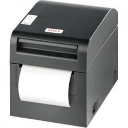 Okidata - 44925717 - Oki PT390 Direct Thermal Printer - Monochrome - Desktop - Receipt Print - 3.15 Print Width - 11.81 in/s Mono - 203 dpi - 384 KB - Ethernet