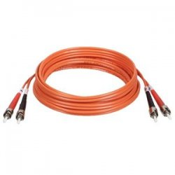 Tripp Lite - N302-23M - Tripp Lite 23M Duplex Multimode 62.5/125 Fiber Optic Patch Cable ST/ST 75' 75ft 23 Meter - ST Male - ST Male - 75.46ft - Orange