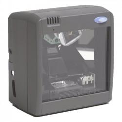 Datalogic - M221E-00101-02300R - Datalogic On-Counter Vertical Presentation Scanner - Cable Connectivity - 6 Scan Distance - 1D - Laser - Omni-directional
