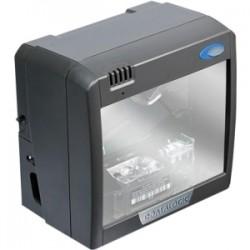 Datalogic - M221E-20111-06040R - Datalogic On-Counter Vertical Presentation Scanner - Cable Connectivity - 6 Scan Distance - 1D - Laser - Omni-directional