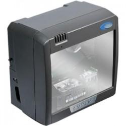 Datalogic - M221E-20111-07010R - Datalogic On-Counter Vertical Presentation Scanner - Cable Connectivity - 6 Scan Distance - 1D - Laser - Omni-directional