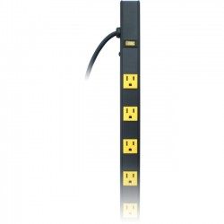 Inland Products - 3201 - Inland Products 12-Outlets Surge Supressor - 12 x AC Power
