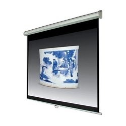 Inland Products - 5350 - Inland Manual Projection Screen - 84 - 16:9 - 72 x 41 - Matte White