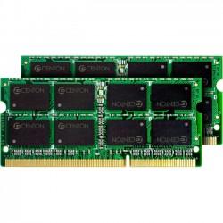 Centon Electronics - 8GBKIT1066LTAP - Centon 8GB DDR3 SDRAM Memory Module - 8GB (2 x 4GB) - 1066MHz DDR3-1066/PC3-8500 - Non-ECC - DDR3 SDRAM - 204-pin SoDIMM