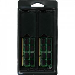 Centon Electronics - CMP1333SO4096K2 - Centon 8GB DDR3 SDRAM Memory Module - 8 GB (2 x 4 GB) - DDR3 SDRAM - 1333 MHz DDR3-1333/PC3-10600 - 1.50 V - Non-ECC - Unbuffered - 204-pin - SoDIMM