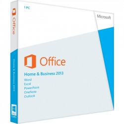 Microsoft - T5D-01799 - Microsoft Office Home and Business 2013 - License - 1 PC - PC - Spanish