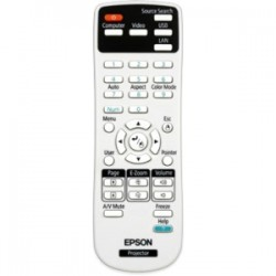 Epson - 1547200 - Epson Replacement Projector Remote Control - For Projector