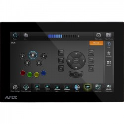 AMX - FG5968-29 - AMX MXD-700-L-NC, Landscape Wall Mount Touch Panel (no Microphone)
