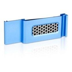 iStarUSA - DD-200-SE-BLUE - iStarUSA 2U Blue Bezel for SE series - Blue - 2U Rack Height - 2.6 Height - 7.5 Width - 0.8 Depth