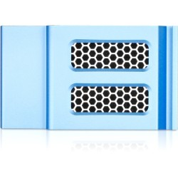 iStarUSA - DD-300-SE-BLUE - iStarUSA 3U Blue Bezel for SE Series - Blue - 3U Rack Height - 4.3 Height - 7.5 Width - 0.8 Depth