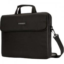 Kensington - K62562USB - Kensington SP10 Carrying Case (Sleeve) for 15.6 Notebook, File Folder - Black - Shoulder Strap - 12 Height x 15.9 Width x 2.4 Depth