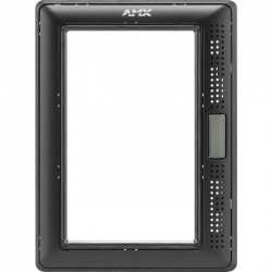 AMX - FG2261-10 - AMX Portrait Bezel Kit for NXD-500i - Black - 4.1 Height - 5.6 Width - 0.5 Depth