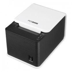 PBUS / POSBANK - A10-B-W - POSBANK A10M Direct Thermal Printer - Monochrome - Desktop - Receipt Print - 2.91 Print Width - 8.66 in/s Mono - 203 dpi - 4 KB - Wireless LAN - 3.15 Label Width