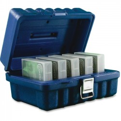 Turtle Cell - 01-672733 - Turtle Case LTO 5 Storage Case - Blue - 5 LTO