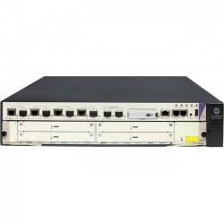 Hewlett Packard (HP) - JG354A - HP HSR6602-XG Router - 4 Ports - Management Port - 3 Slots - Gigabit Ethernet - 2U - Rack-mountable