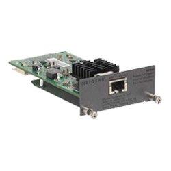Netgear - AX745-10000S - Netgear ProSafe I/O Module - 1 x 10GBase-T Uplink10 Gbit/s