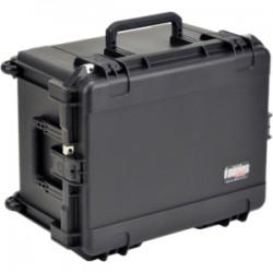 SKB Cases - 3I-221712JV7 - SKB i Storage Box - Trigger Release Latch Closure - Stackable - Copolymer Polypropylene - For Camera