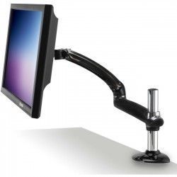 Ergotech - FDM-PC-G01 - Ergotech Freedom Arm for PC - Metal Grey - Clamp Mount - Single