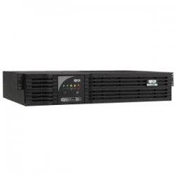 Tripp Lite - SMX1500XLRT2U - Tripp Lite UPS Smart 1500VA 1000W International Rackmount AVR 230V Pure Sine Wave C13 2URM - 1500VA/1000W - 7 Minute Full Load - 8 x IEC 320 EN 60320 C13