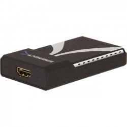 Sabrent - USB-3HDM - Sabrent USB 3.0 Video Graphics Display Adapter (DVI/HDMI) - 1 Pack - 1 x HDMI Female Digital Audio/Video - 1 x Female USB