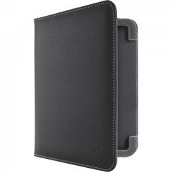 Belkin / Linksys - E9T025-C00 - Belkin Carrying Case (Folio) for 7 Tablet PC - Black - Leather
