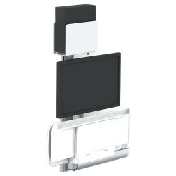 Enovate Medical - E997BN-KU-020 - Enovate e997 Mounting Arm for Keyboard, Flat Panel Display, Mouse, CPU