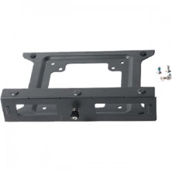 Shuttle Computer - PV03 - Shuttle Wall Mount for CPU - Metal - Black