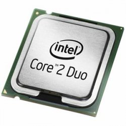 Intel - AT80570PJ0806M - Intel Core 2 Duo E8400 3GHz Desktop Processor - 3GHz - 1333MHz FSB - 6MB L2 - Socket T LGA-775