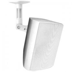 SIIG - CE-MT1612-S1 - SIIG Satellite Speaker Mounts - 1 Pair (White) - 8 lb Load Capacity - White