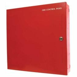 Bosch - D8109-1358 - Bosch D8109 Fire Enclosure - For Fire Alarm - Steel - Red