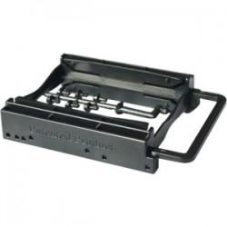 Bytecc - Bracket-252K - Bytecc Bracket-252K Drive Bay Adapter Internal - Black - 2 x Total Bay - 2 x 2.5 Bay - 3.5