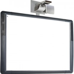 Promethean - ABFS395PUST - Promethean ActivBoard 300 Pro Fixed with EST-P1 Projector - 95 - 2 x Number of USB 2.0 Ports