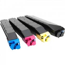 Kyocera - TK8509C - Kyocera TK-8509C Original Toner Cartridge - Cyan - Laser - 30000 Pages