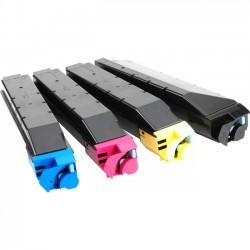 Kyocera - TK8509Y - Kyocera TK8509Y Original Toner Cartridge - Yellow - Laser - 30000 Pages