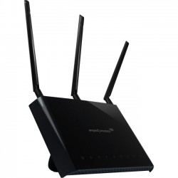 Amped Wireless - RTA15 - Amped Wireless RTA15 High Power 700mW Dual Band AC Wi-Fi Router - Industry Leading Power & Range, 5 x Gigabit, 1 x USB, 3 x 5dBi High Gain Antenna, 802.11ac