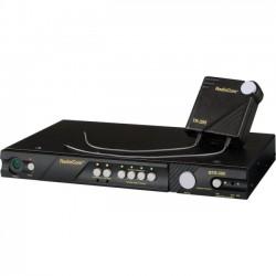 Bosch - 7127811A1 - Telex Single Channel VHF Wireless Intercom Base Station - Wireless - Rack-mountable, Desktop