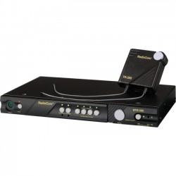 Bosch - 71276711A - Telex Single Channel VHF Wireless Intercom Base Station - Wireless - Rack-mountable, Desktop