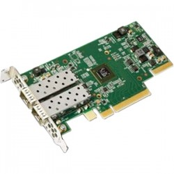 Solarflare - SFN7122F - Solarflare Flareon Ultra SFN7122F Dual-Port 10GbE PCIe 3.0 Server I/O Adapter - PCI Express x8 - Low-profile