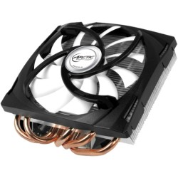 Arctic Cooling - DCACO-V430001-BL - Arctic Cooling Accelero Mono PLUS VGA Cooler for Enthusiasts - 1 x 120 mm - 1500 rpm - Fluid Dynamic Bearing - Retail