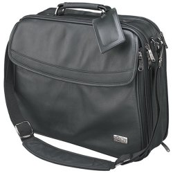 Tripp Lite - NB1003BK - Tripp Lite Traditional Brief Bag Notebook / Laptop Computer Carrying Case - Top-loading - Koskin - Black