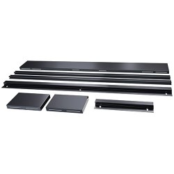 APC / Schneider Electric - ACDC2410 - Curtain Door Mounting Rail, 900 - 1200mm (36 - 48in) Aisle Width