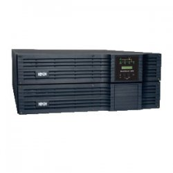 Tripp Lite - SU6000RT4U - Tripp Lite UPS SmartOnline 6000VA 4200W 4U 208/120V or 240/120V 8 x 5-15/20R Hot-Swappable