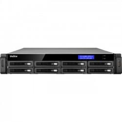 QNAP Systems - VS-8124U-RP-PRO-US - QNAP VS-8124U-RP Pro (Network Video Recorder) - Network Video Recorder - H.264, MPEG-4, MxPEG, Motion JPEG Formats - 1 VGA Out