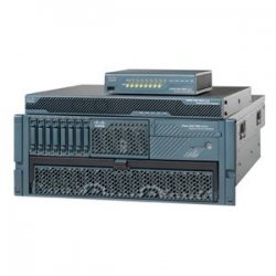 Cisco - ASA5510-BUN-K9-RF - Cisco ASA 5510 Adaptive Security Appliance - 5 x 10/100Base-TX Network LAN - 1 x SSM , 1 x CompactFlash (CF) Card