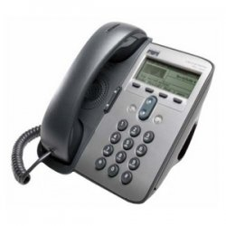 Cisco - CP-7911G-RF - Cisco IP Phone 7911G - VoIP phone - SCCP - refurbished