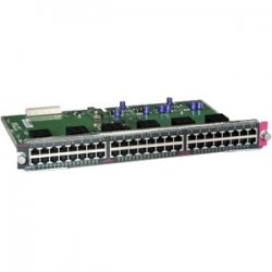 Cisco - WS-X4548-GBRJ45-RF - Cisco 48-ports Gigabit Ethernet Switching module - 48 x 10/100/1000Base-T